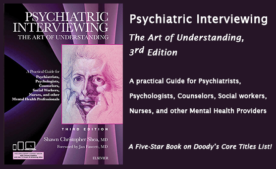 Psychiatric Interviewing Book